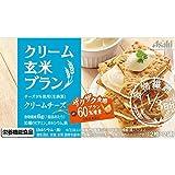 アサヒフードアンドヘルスケア バランスアップ クリーム玄米ブラン クリームチーズ 2枚X2袋