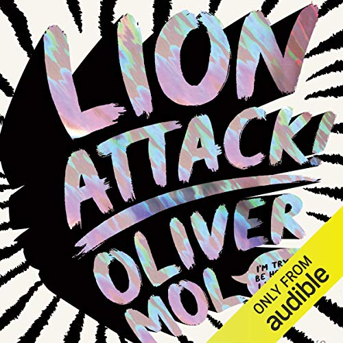 Lion Attack! cover art