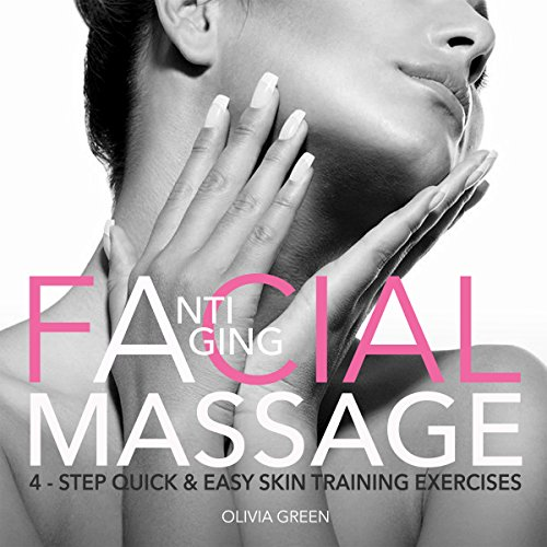 Anti-Aging Facial Massage audiobook cover art
