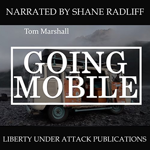 Going Mobile audiobook cover art