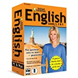 Instant Immersion: English, Levels 1,2 and 3