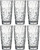 BeNicer Premium vasos de acrílico irrompibles, aptos para lavavajillas, vasos no tóxicos, 10.5 onzas