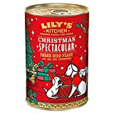 Lilys Kitchen Christmas Three Bird Feast for Dogs, 400 g