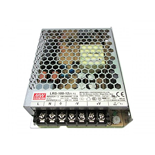 Meanwell LRS-100-12 Netzteil 12V DC schwarz