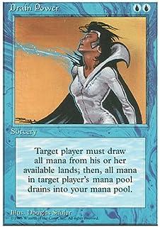 Magic: the Gathering - Drain Power - Fourth Edition