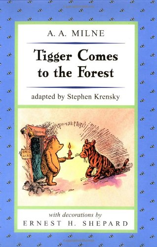 Tigger Comes to the Forest (Winnie-the-Pooh)の詳細を見る