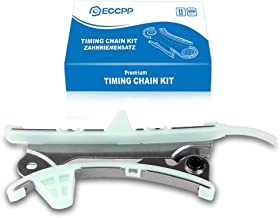 ECCPP G6030 Timing Chain Kit Chain Guide fits for 2003 2004 2010 Ford Explorer Sport Trac 2006 2007 2010 Ford Ranger 2009 2010 Mazda B4000 2003 2004 2005 Mercury Mountaineer