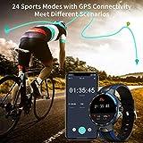 Zoom IMG-2 smartwatch uomo donna con cardiofrequenzimetro