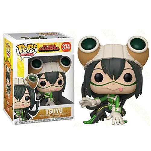 CQ Pop Figure!My Hero Academia – Tsuyu cadeausysteem Sui Anime Toys