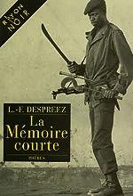 La mémoire courte de Louis-Ferdinand Despreez