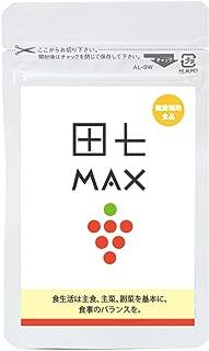 田七MAX 栄養補助食品 サプリメント 60粒 1か月分