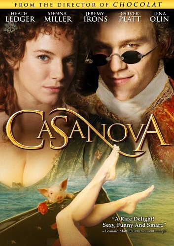 Casanova  DVD]