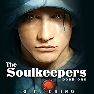 The Soulkeepers cover art