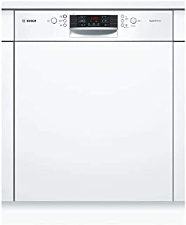 Bosch SMI46JW03E - Lavavajillas empotrable (60 cm), color blanco
