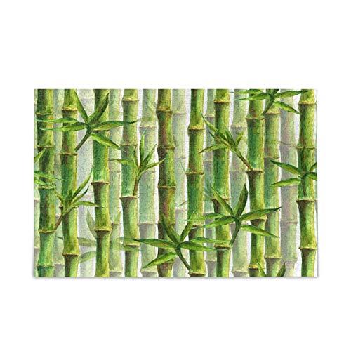 Puzzle 500 Piezas/Puzzle 1000 Piezas, Rompecabezas con patrón de bambú para Adultos, 500 Piezas, Juegos de Rompecabezas educativos, Juguetes para familias, Adolescentes