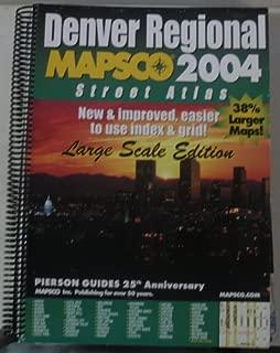 Denver Regional 2004 Street Atlas