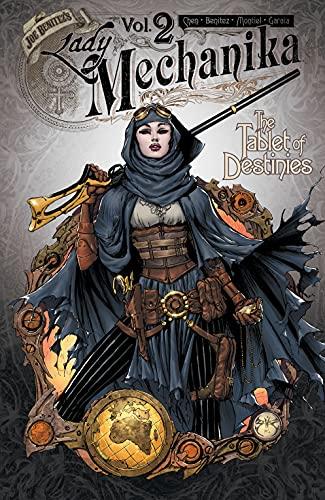 Lady Mechanika Vol. 2: The Tablet of Destinies (English Edition)