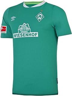 FanSport24 Umbro SV Werder Bremen Heimtrikot 2019 2020 Home Trikot Bundesliga Logo Kinder