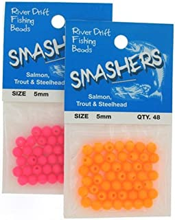 Radical Glow Smasher Opaque Beads