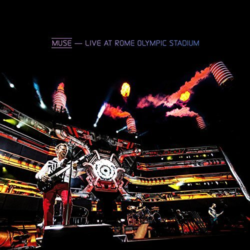 Live At Rome Olympic Stadium by Muse (2013-12-03)