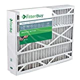FilterBuy 21.5x21x5 Trane Perfect Fit BAYFTAH21M Replacement Furnace Filter/Air Filter - AFB Platinum (Merv 13). (1 Pack)