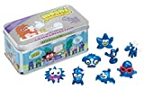 Moshi Monsters – Boite Goshi Collection – 8 Figurines Moshlings Edition Limitée (Import...