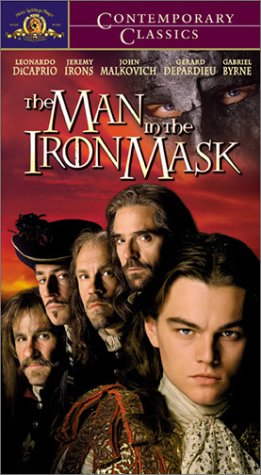The Man in the Iron Mask [VHS]