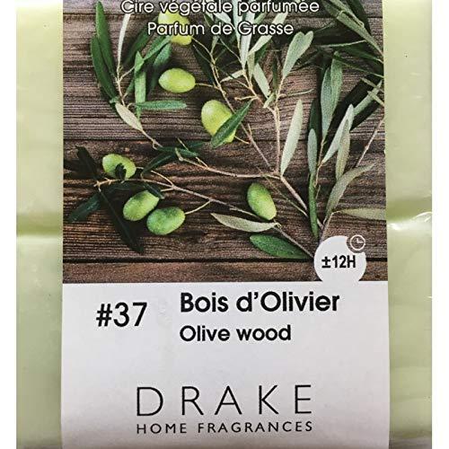 Drake - Pastillas de cera perfumadas con aroma a madera de olivo