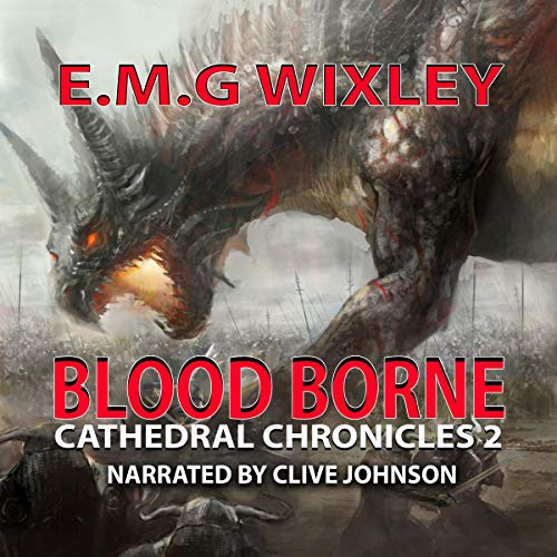 Blood Borne: Cathedral Chronicles 3 cover art