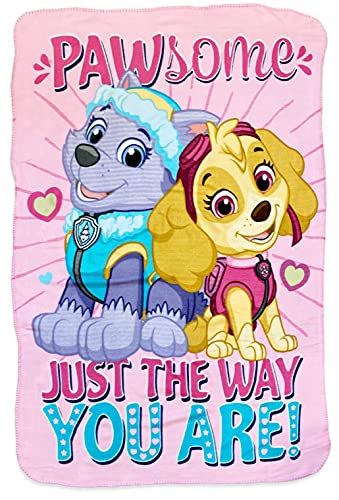 Girl Paw Patrol Skye with Doggy Prints and Stars...