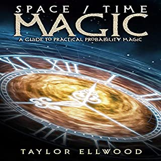 Space/Time Magic: A Guide to Practical Probability Magic audiobook cover art