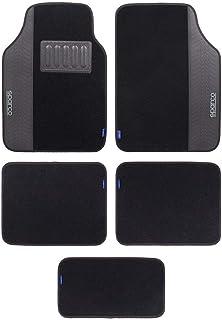 SPARCO Universal Car Mats Set 5 Pieces, SPF503/5, Black