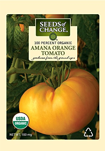 Seeds of Change S16602 Certified Organic Amana...