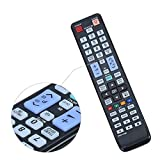 AWO BN59-01039A BN59-01042A BN59-01041A New Replacement TV Remote Control for SAMSUNG TV UE37C6620UK LE40C654M1W UE40C6530UK UE40C6540SK UE40C6620UK UE46C6620UK UE32C6600 UE37C6600 UE40C6600 UE46C6600