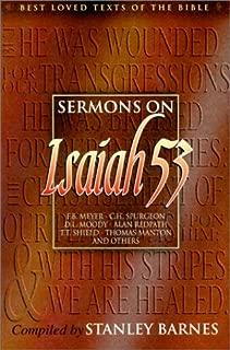 Best isaiah 53 sermons Reviews