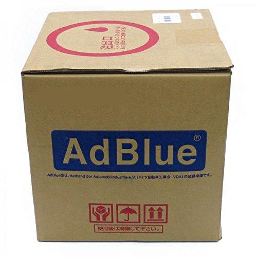 トヨタ タクティ 三井化学製 尿素SCRシステム用補給水 AdBlue【 アドブルー 】5L バッグインボックス(給水ノズル同梱)尿素SCRシステム搭載ディーゼル車用
