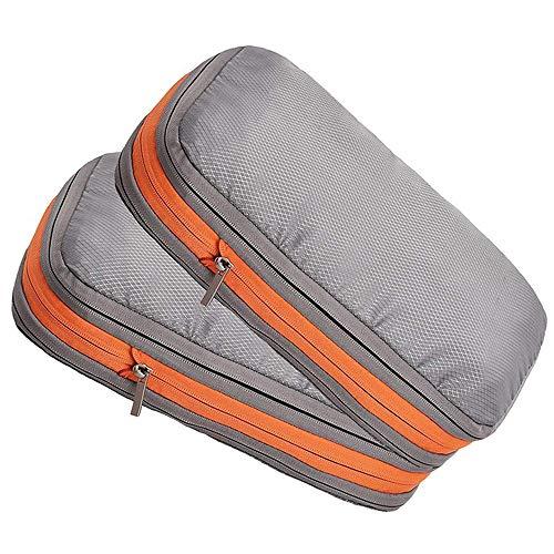 超便利旅行圧縮バッグ 圧縮トラベルバッグ 衣類収納 旅行便利グッズ スペース50%節約 衣類仕分け 簡単圧縮 1年間品質保証