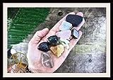 KIDNEY Gemstone Kit 9 Healing Kidney Gemstone Set Healing Crystals Stone Healing Kidney Intention Stones Lithiotherapy Kidney Stone Set