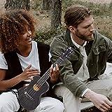Immagine 1 winzz ukulele concert 23 inch