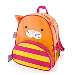 Skip Hop Zoo Pack Little Kid Cat Backpack