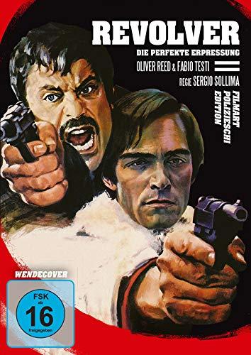 Revolver - Die perfekte Erpressung - Limitiert auf 1000 Stück - Filmart Polizieschi Edition Nr.14 [Blu-ray]