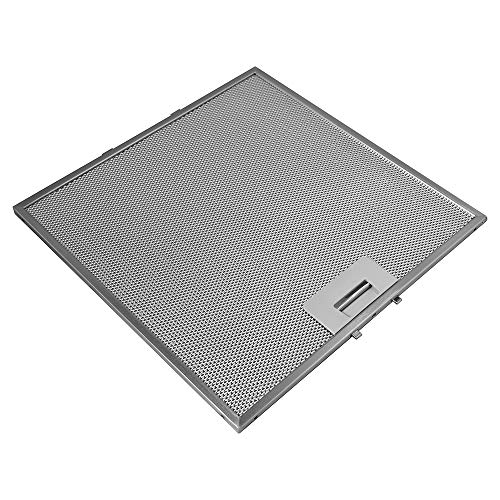 AllSpares | Metall-Fettfilter für Bauknecht / Ikea / Whirlpool / 481248058144