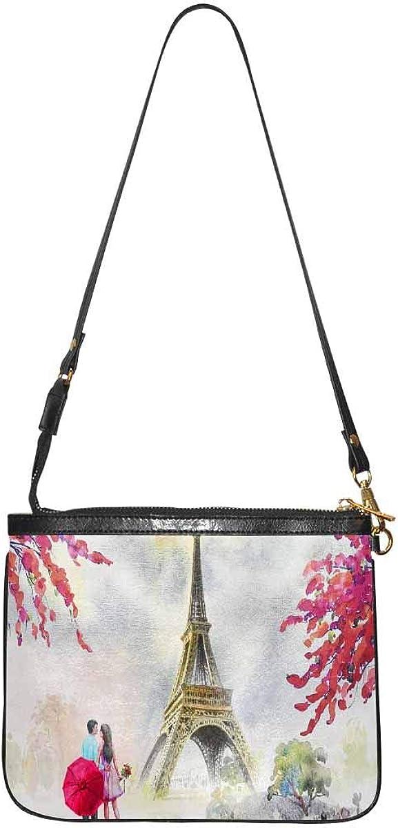 InterestPrint Indefinitely Women Stylish Shoulder shopping Purse Small Bag Lightweight