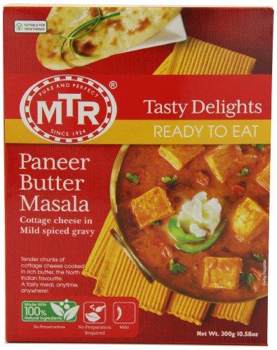 MTR Paneer Butter Masala, 10.58-Oun…