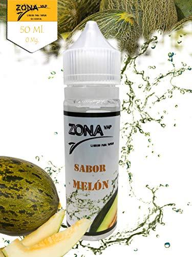 Zona Vap Melón 50ml E líquido Liquido Vaper Para