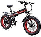 Bici elettriche Bici elettrica pieghevole in alluminio ebike bicicletta elettrica, 20 'bicicletta...