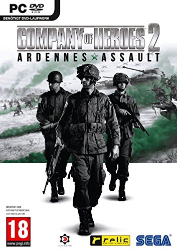 Company of Heroes 2: Ardennes Assault (PC) (PEGI)