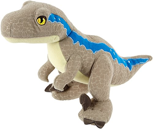 JURASSIC WORLD BASIC PLUSH Velociraptor 'Blue'