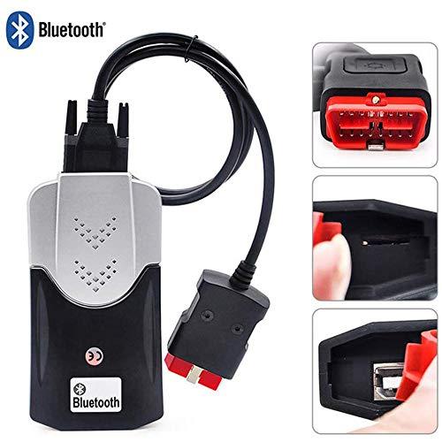 WXS OBD2 Automatische Diagnosescanner VD TCS CDP PRO Plus-2016 R0 Freies Keygen Bluetooth Vd Ds150e Cdp Pro Für Delphis Auto-LKW-Diagnosereparatur-Werkzeug