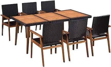 Amazon.es: mueble jardin mimbre - 200 - 500 EUR: Hogar y cocina